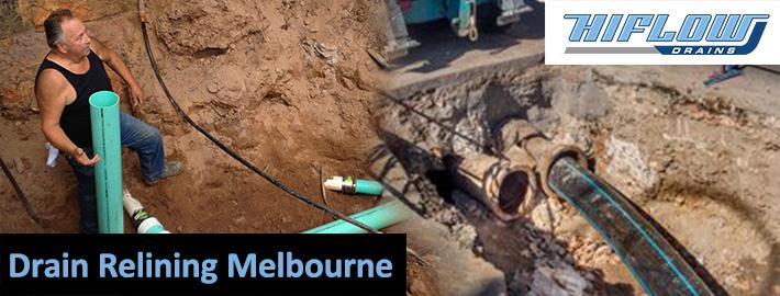 drain relining Melbourne
